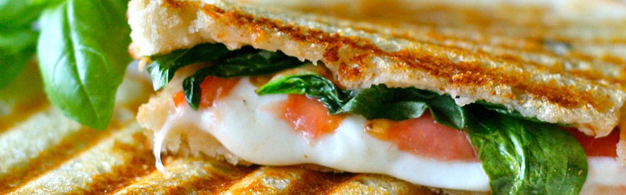 basil-tomato-panini