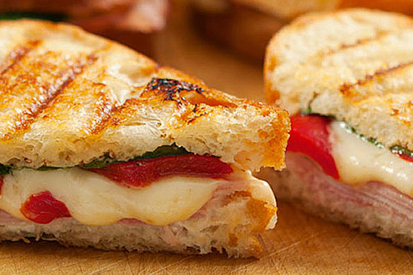 Red Pepper Panini